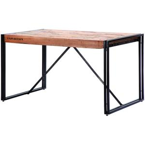 d-Bodhi FERUM INDUSTRIAL DINING TABLE(W1300)[ダイニングテーブル]