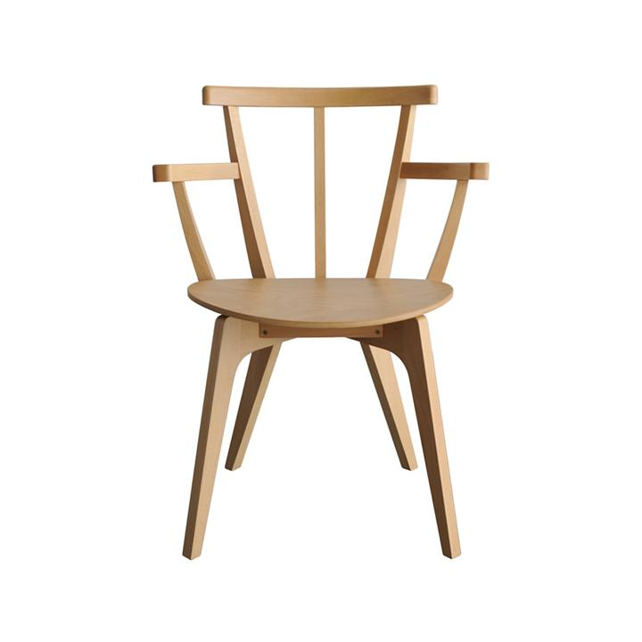 COMMOC Beetle Chair Arm [ダイニングチェア]