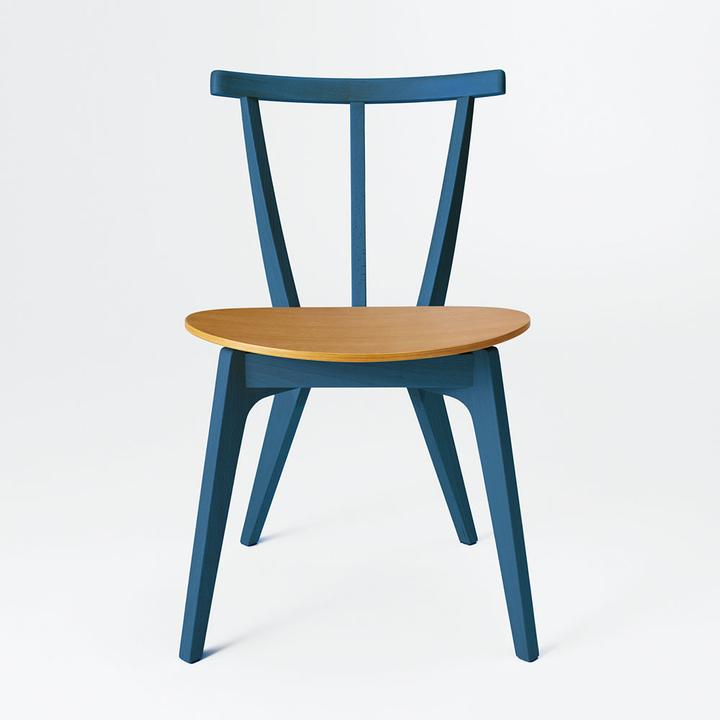 COMMOC Beetle Chair Armless[ダイニングチェア]
